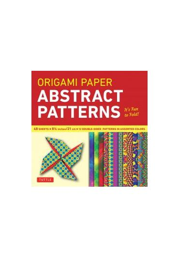 Origami Paper - Abstract Patterns