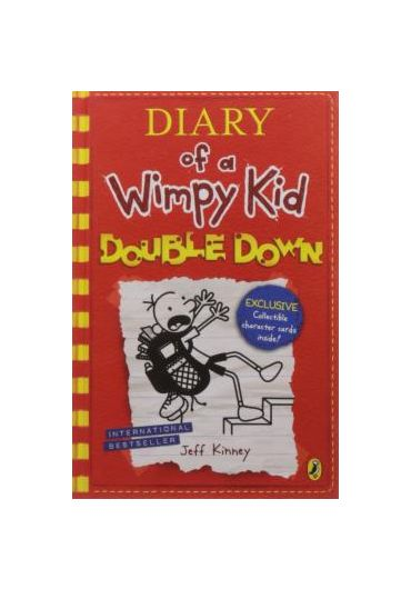 Diary of a Wimpy Kid - Double Down vol.11