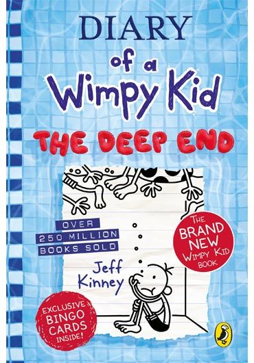 Diary of a Wimpy Kid - The Deep End  - vol.15