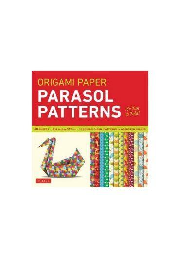 Origami Paper Parasol Patterns