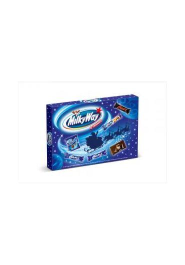 Pachet Milky Way & Friends Chocolate Christmas 127g