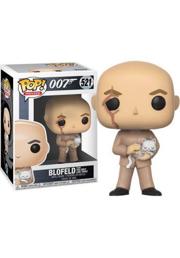 Figurina Funko Pop! James Bond - Blofeld