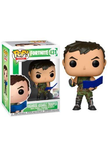 Figurina Funko Pop! Fortnite - High Rise Assault Trooper