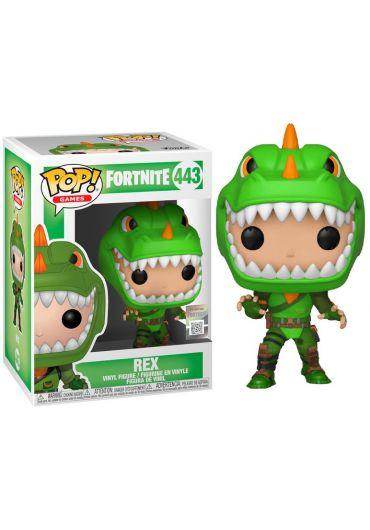 Figurina Funko Pop! Fortnite - Rex
