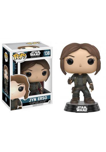 Figurina Funko Pop! Star Wars Rogue One - Jyn Erso
