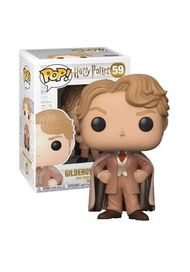 Figurina Funko Pop! Harry Potter - Gilderoy Lockhart