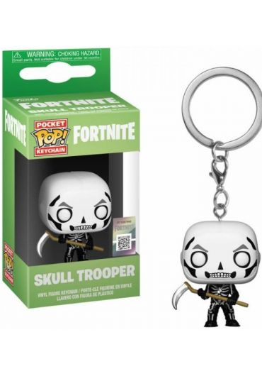 Breloc Funko Pop! Fortnite - Skull Trooper