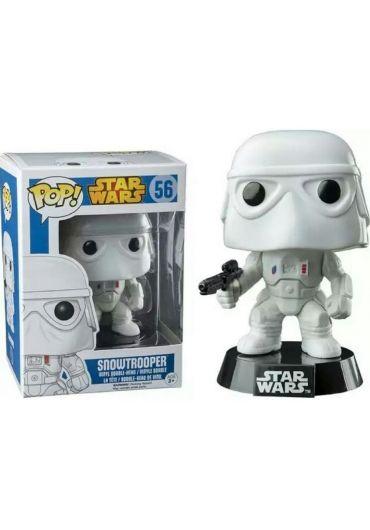 Figurina Funko Pop! Star Wars Episode VII - Snowtrooper Bobble Head