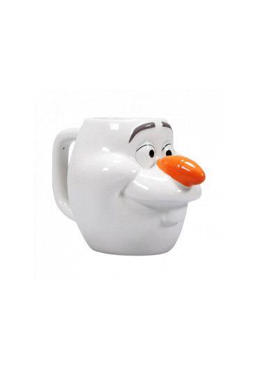 Cana ceramica - Frozen (Olaf)