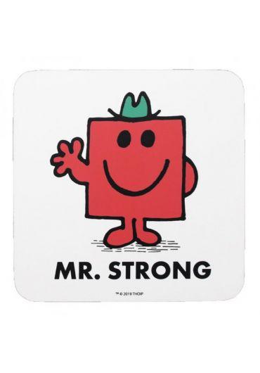 Suport pahar - Mr. Men (Strong)