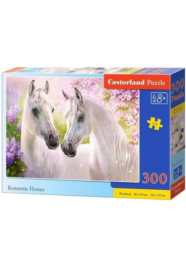 Puzzle 300 piese Romantic Horses