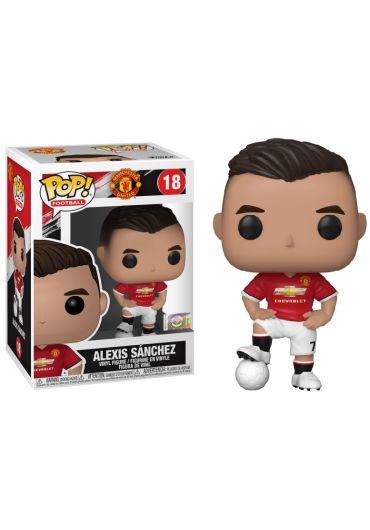 Figurina Funko Pop! Football - Alexis Sanchez (MAN U)