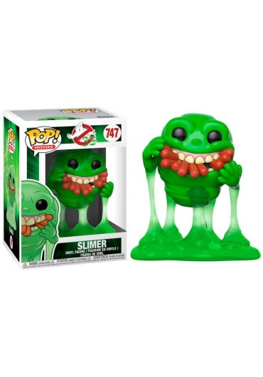 Figurina Funko Pop! Gostbusters - Slimer with Hot Dogs