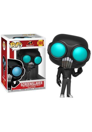 Figurina Funko Pop! Incredibles 2 - Screenslaver