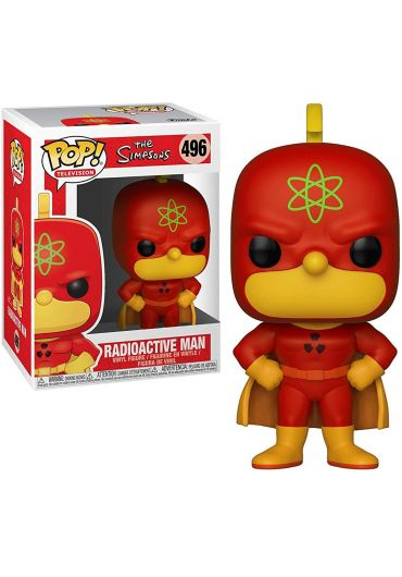 Figurina Funko Pop! Simpsons - Radioactive Man
