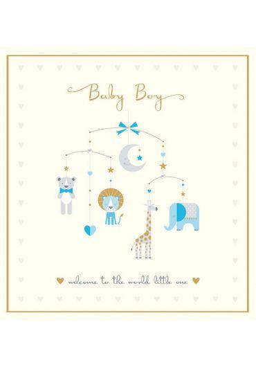 Felicitare - Baby Boy