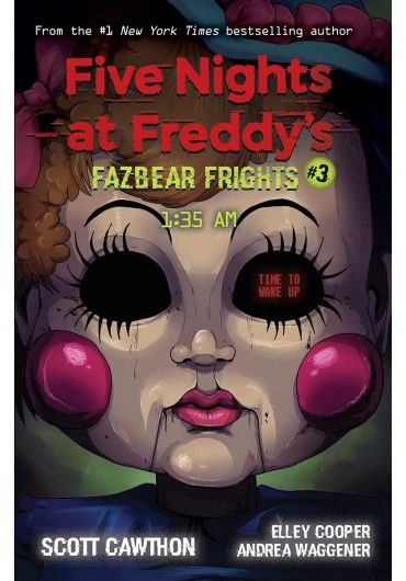 Fazbear Frights 3. Five Nights at Freddy's. 1:35 AM