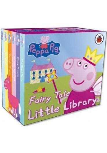 Pachet Peppa Pig. Fairy Tale little library