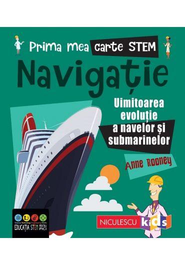 Prima mea carte stem - Navigatie