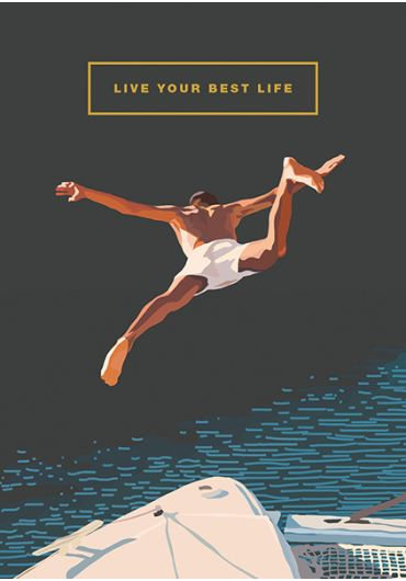 Felicitare - Live your best life