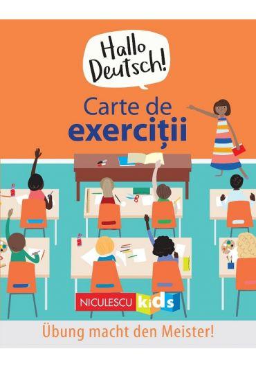Hallo Deutsch! Carte de exercitii