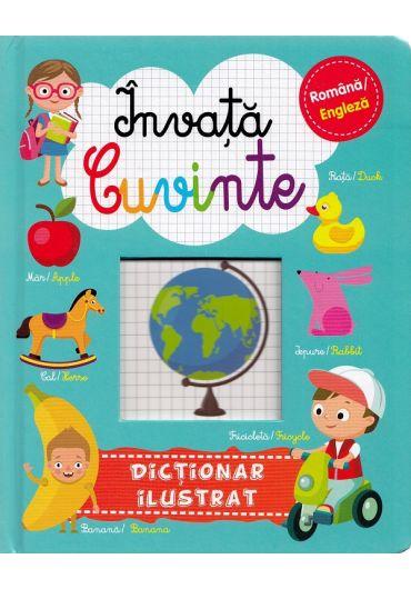 Invata cuvinte. Dictionar ilustrat RO-ENG