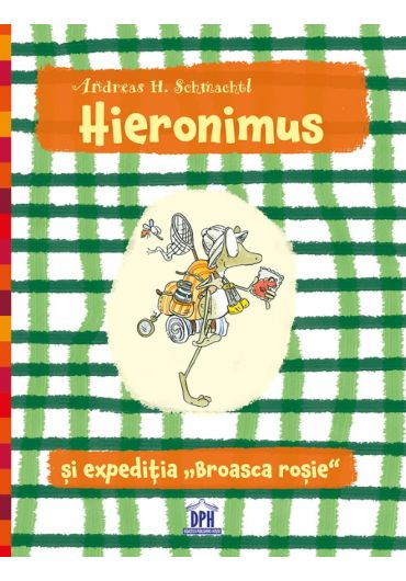 "Hieronimus si expeditia ""Broasca rosie"""