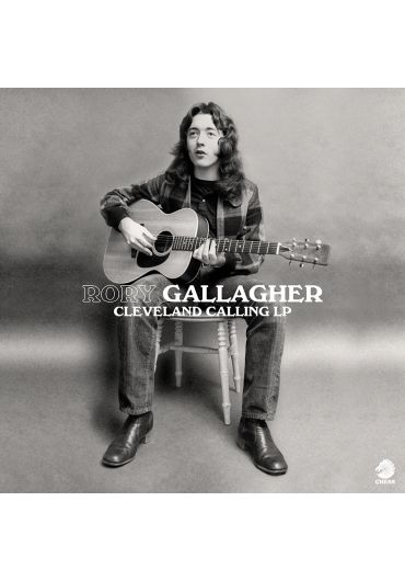 Rory Gallagher - Cleveland Calling LP