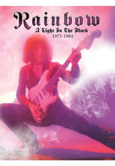 Rainbow - A Light in the Black 1975-1984, CD & DVD