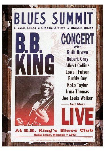 B.B. King - Blues Summit DVD