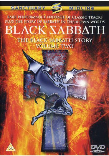 Black Sabbath - The Black Sabbath story, vol. 2, DVD
