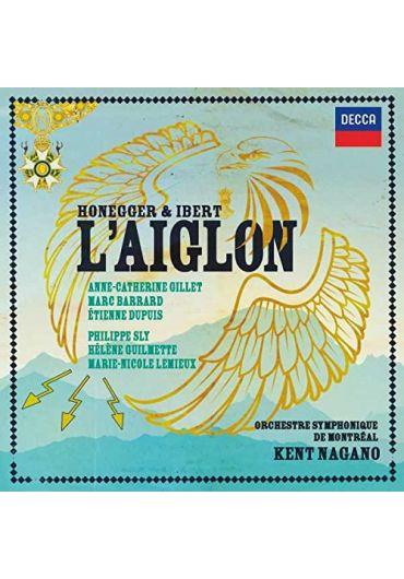 Arthur Honegger, Jacques Ibert - L'Aiglon CD
