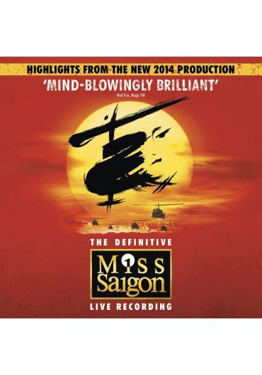 Claude-Michel Schönberg, Alain Boublil - Miss Saigon CD