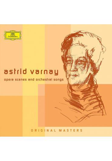 Astrid Varnay - Opera Scenes & Orchestral Songs CD