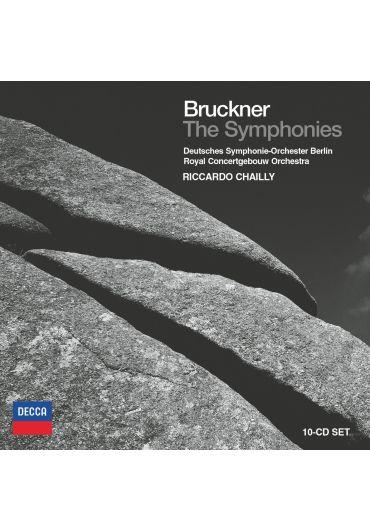 Riccardo Chailly - Anton Bruckner - The Symphonies CD