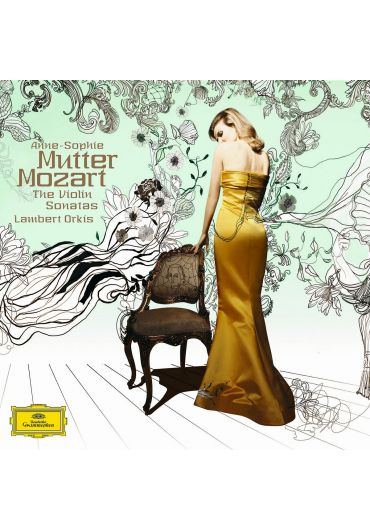 Anne-Sophie Mutter, Mozart - Complete Violin Sonatas CD