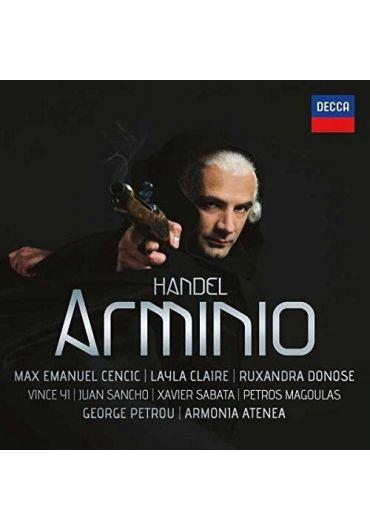 George Frideric Handel - Arminio CD