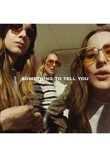 HAIM - Something To Tell You CD