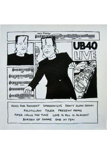 UB40 - Live CD