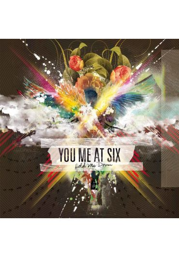 You Me at Six - Hold Me Down CD