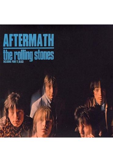 The Rolling Stones - Aftermath Japanese CD