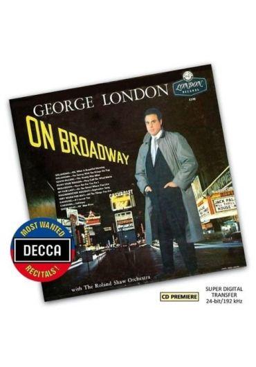 George London - On Broadway CD