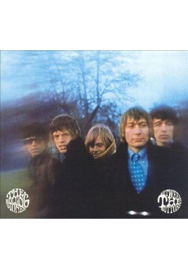 The Rolling Stones - Between the Buttons Japanese CD