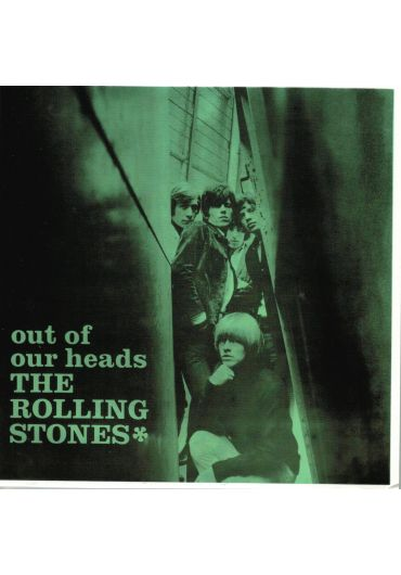 The Rolling Stones - Out of Our Heads Japanese (UK Version) CD