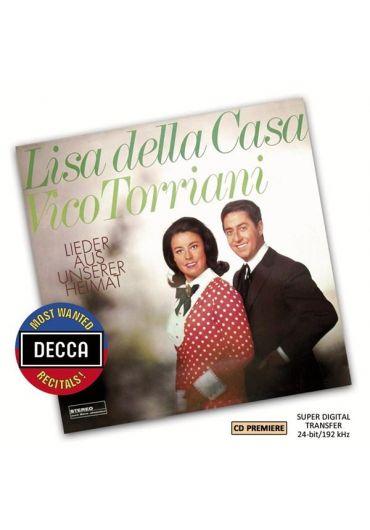 Lisa Della Casa, Vico Torriani - Lieder Aus Unserer Heimat CD