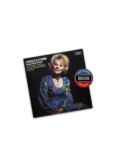Ursula Farr - Ursula Farr Sings CD
