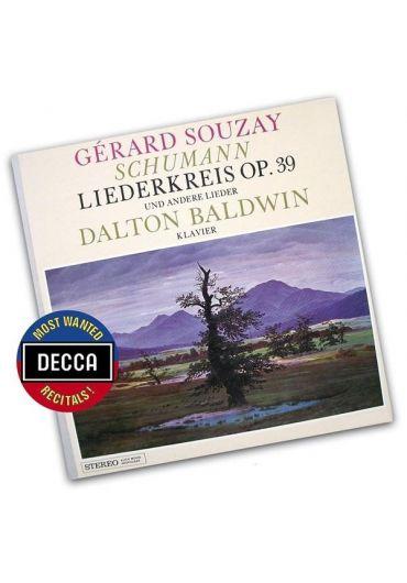 Robert Schumann, Gerard Souzay, Dalton Baldwin - Liederkreis CD
