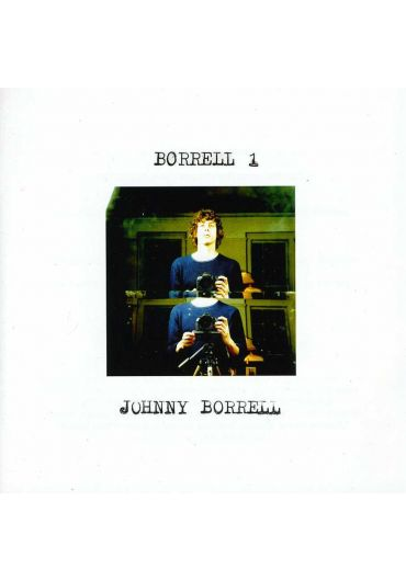 Johnny Borrell - Borrell 1, CD