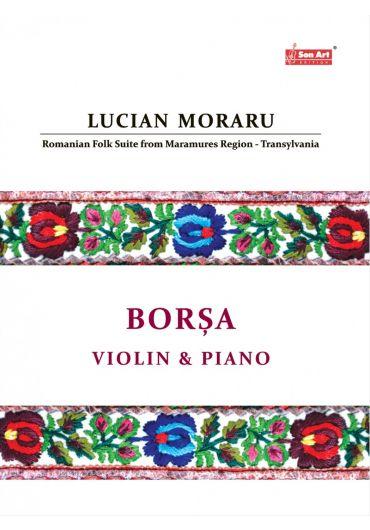 Borsa. Violin & Piano. Partituri