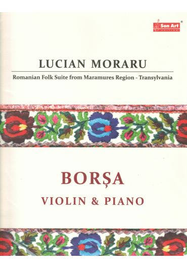Borsa. Violin & Piano. Partituri